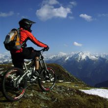 Mountainbiken in Mayrhofen